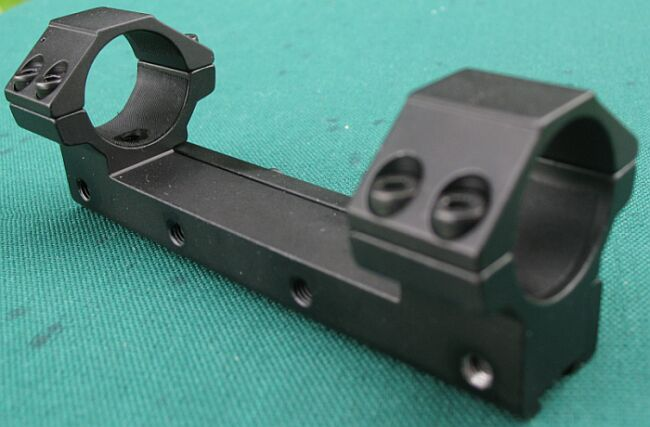 1 piece rifle scope mount