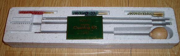 Bisley rifle cleaning kit